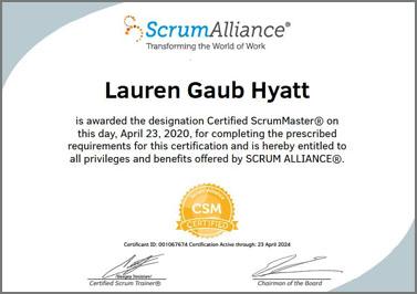 Lauren Gaub Hyatt