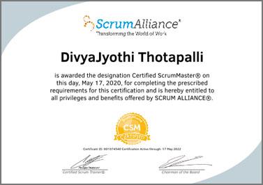 Divya Jyothi Thotapalli