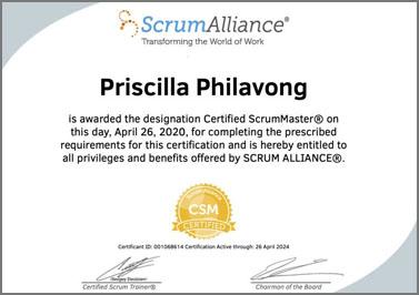 Priscilla P