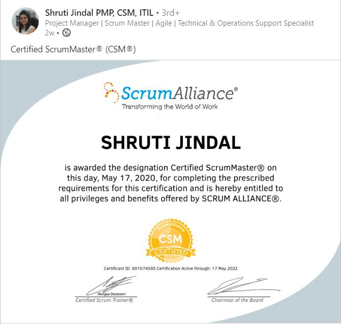 Shruti Jindal